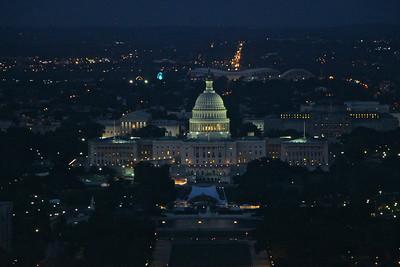 Washington Monument Sunset  626