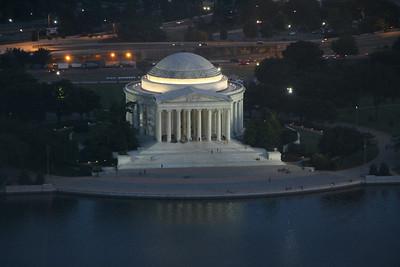 Washington Monument Sunset  611