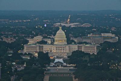 Washington Monument Sunset  601