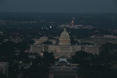 Washington Monument Sunset  600