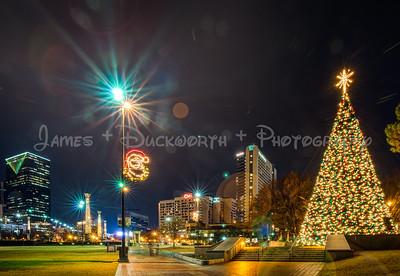 Centennial Park Christmas