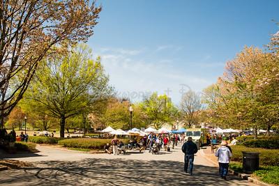 Piedmont Park Farmers Market