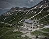 La Casermetta, French Alps, Tour Mt. Blanc