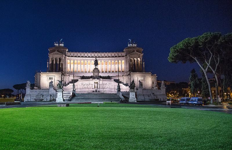 Monument Vittorio Emanuele II, Rome