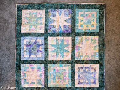 Quilt for Nickie and Jimmy