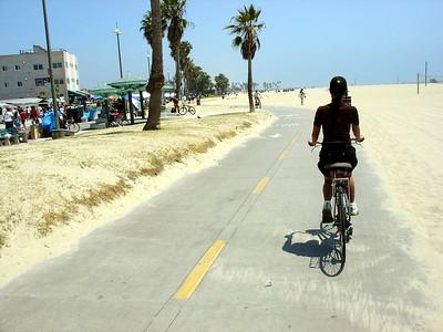 Santa Monica/Venice Beach Ride