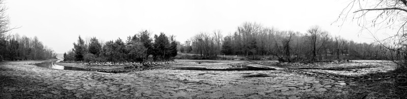 Centennial Lake - Drained December 2015