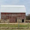 Barns around Lapeer