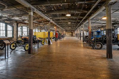 Ford Piquette Avenue Plant 461 Piquette Avenue Detroit, MI 48202