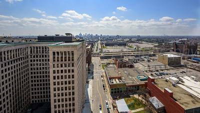 Fisher Building, Detroit