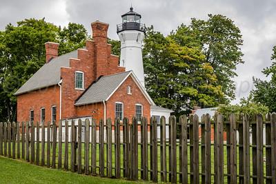 Port Sanilac Lighthouse 2016