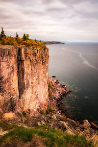 Fall at Palisade Head