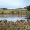 Pond Nercwys Mountain