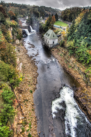 Ausable Chasm Adirondacks
