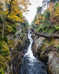 High Falls Gorge Adirondacks