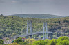 Mid Hudson Bridge from Poughkeepsie