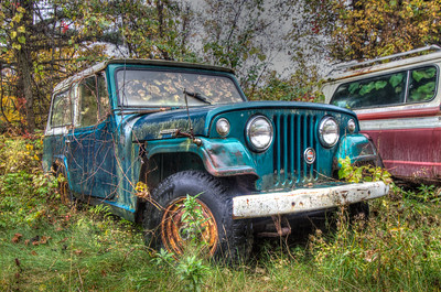 Keeseville Jeepster