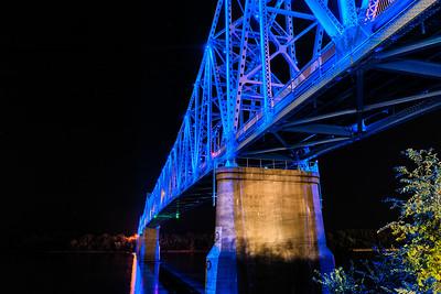 Owensboro Bridge Lights - LED