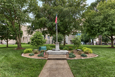 WW2 Memorial - Court House