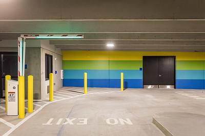 Parking Garage Colors