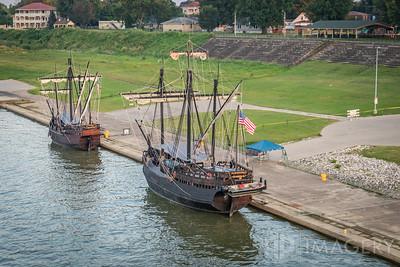 Ship Replicas