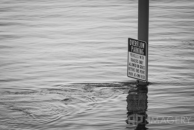 Signs in 2013 Flooding