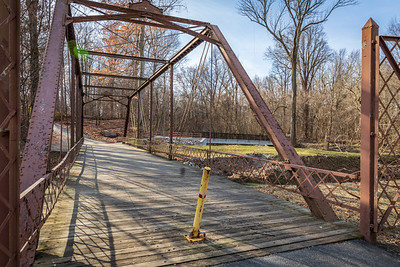 Yellow Creek Park Bridge