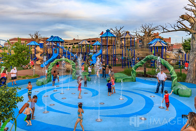 Lazy Dayz Playground - Spray Park