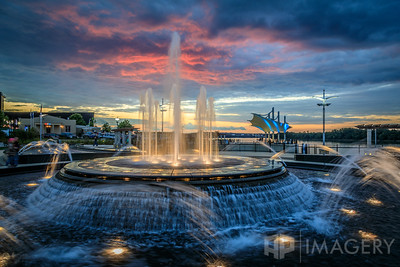 Smothers Park Fountain - Sept 2016