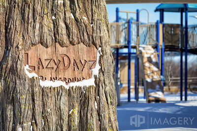 Lazy Dayz Playground - Snow