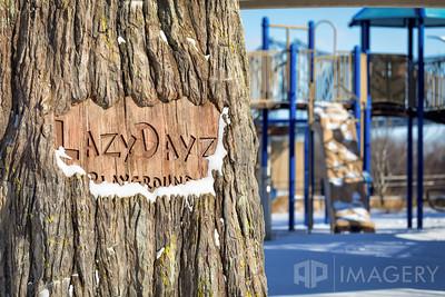 Lazy Dayz Playground - Snow