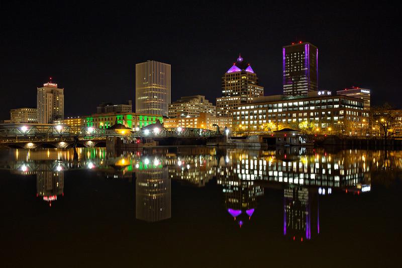 Rochester Cityscape