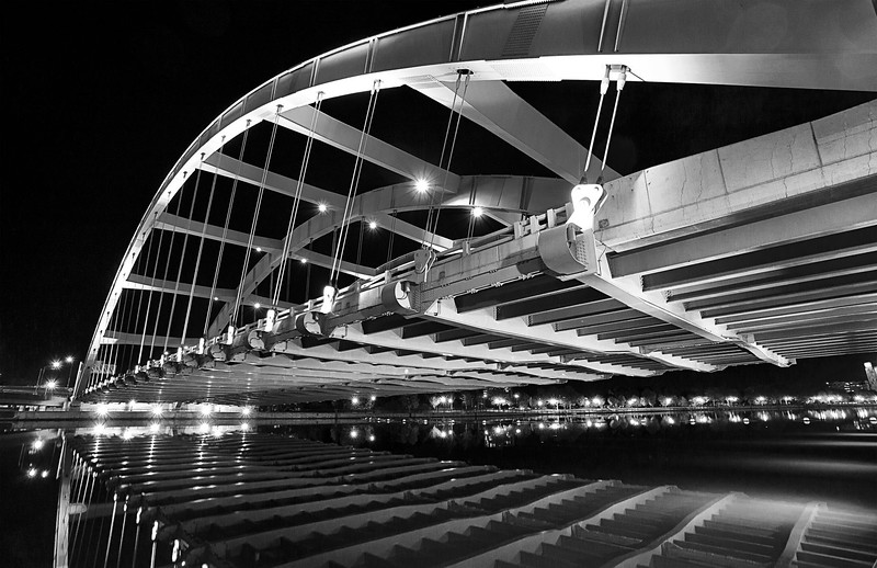 Anthony - Douglas Bridge at Night