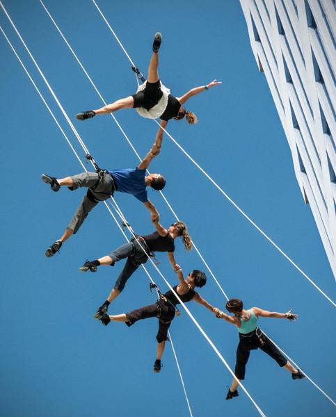 Aerialists Fringe Festival