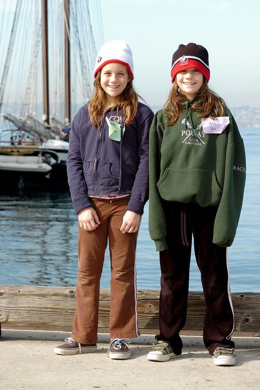 The Californian Field Trip 2007