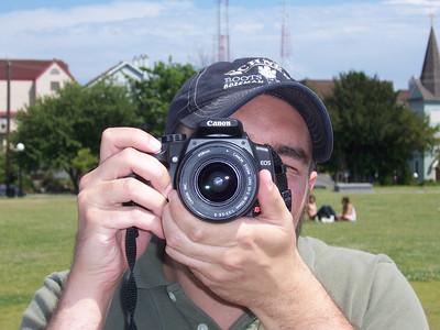 C: Cannon camera