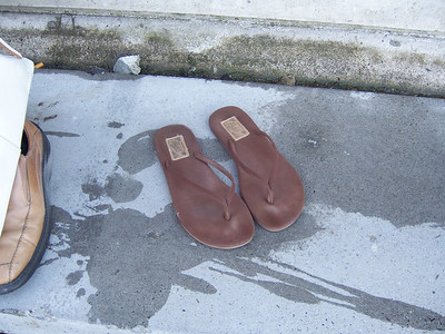 F: flip-flops