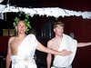 I was drafted by Mic into opening the Toga dance party on Saturday night.