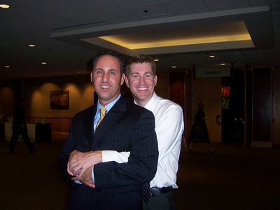 """Me with Craig doing the """"Prom"""" photo pose"""