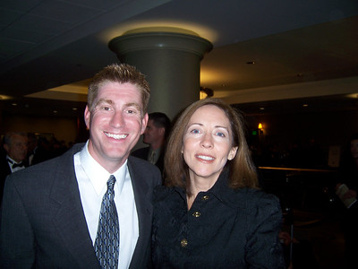 It's me with Senator Maria Cantwell