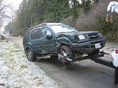 Matt's Car Accident