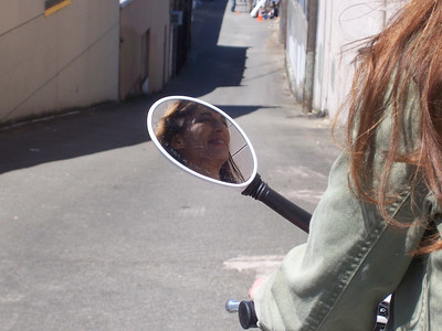Mirror Scooter