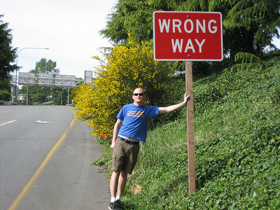 "I don't know why more people didn't do ""wrong way""?  I thought this one was easy."