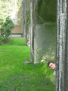 The was the most interesting Arboretum Footbridge photo.