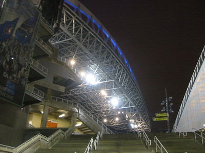 Leaving the Qwest Field