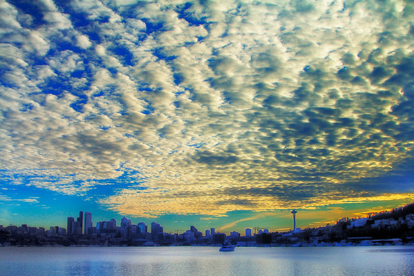 Seattle Clouds