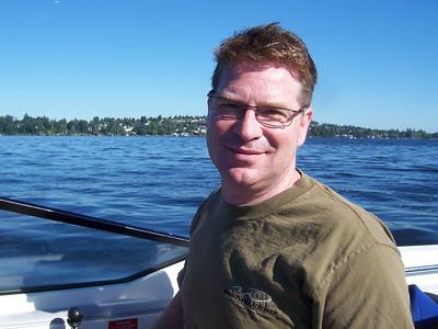 Water Skiing July 2008