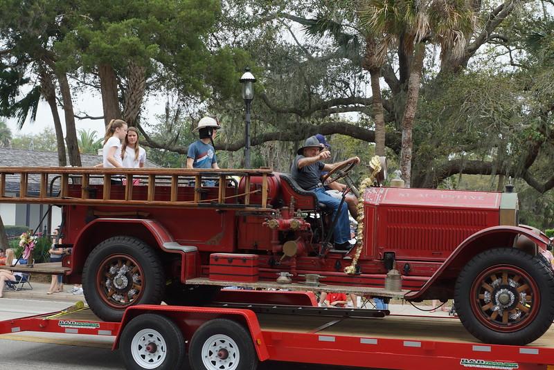 Historic St. Augustine, Florida