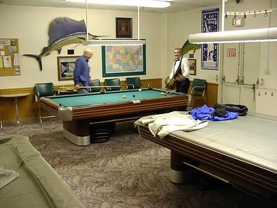 11/26/02 - Pool Room