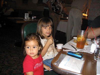 10/05 - Kids at the Elks!